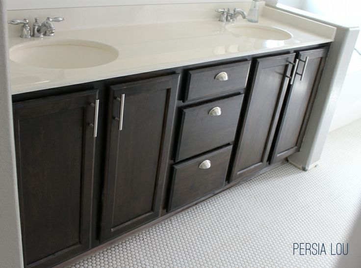134 best images about for the home on pinterest small for Bathroom cabinets update ideas