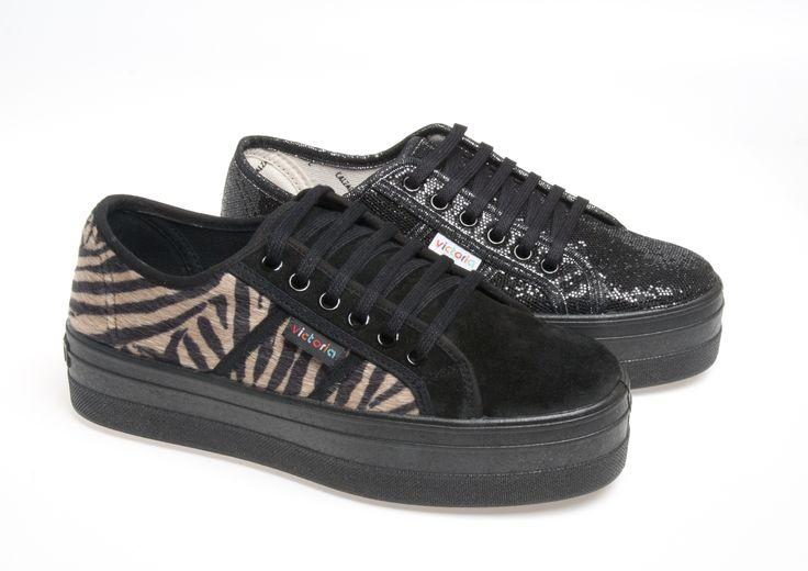 Flatform shoes de VICTORIA