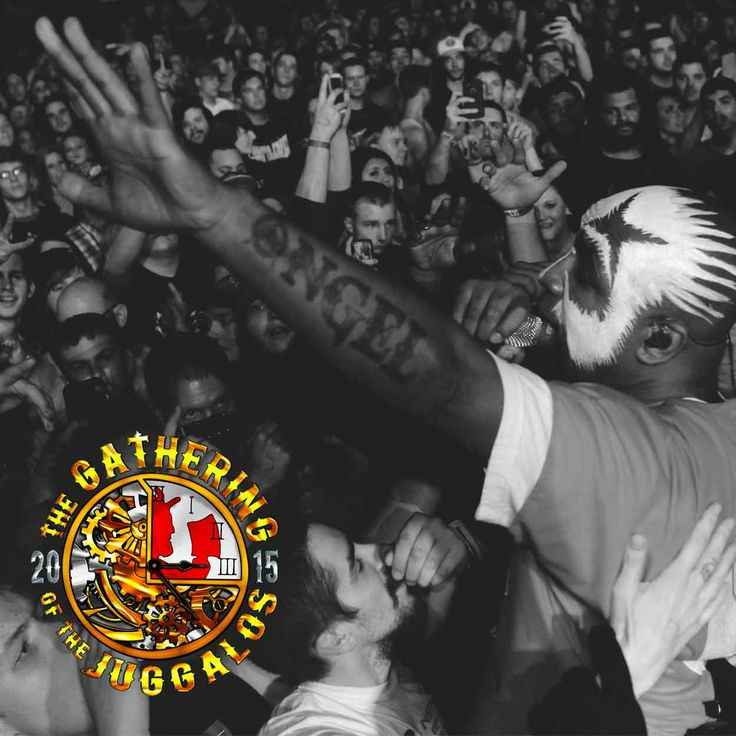 Juggalo Gathering 2015 | 2015 Gathering of the Juggalos - 2015-07-22 - Legend Valley Concert ...