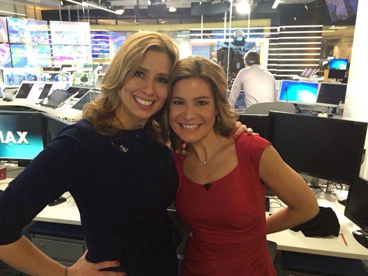Stephanie Abrams & Jenn Carfagno   Women of the Media ...
