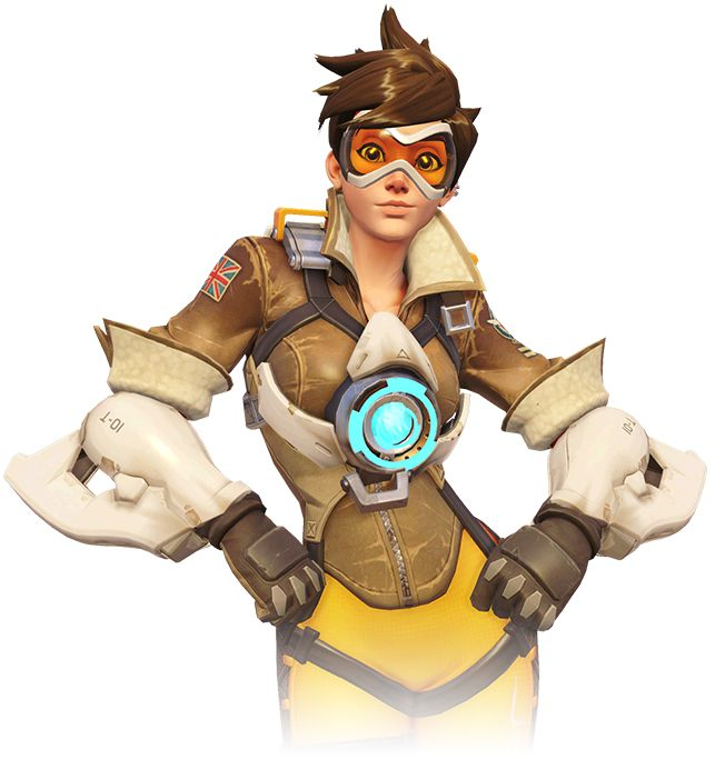 Tracer from Overwatch by Blizzard Entertainment
