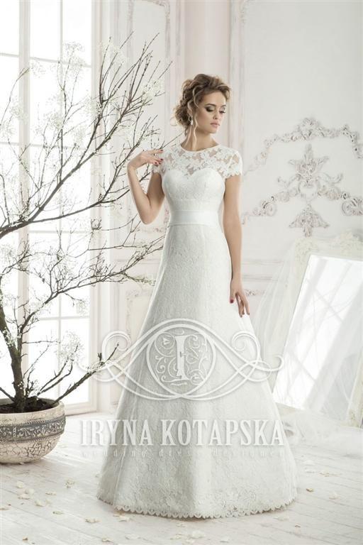 a5237b7da82 Brudekjoler WeddingDeluxe blonde brudekjole a form. Www.brudekjoler ...