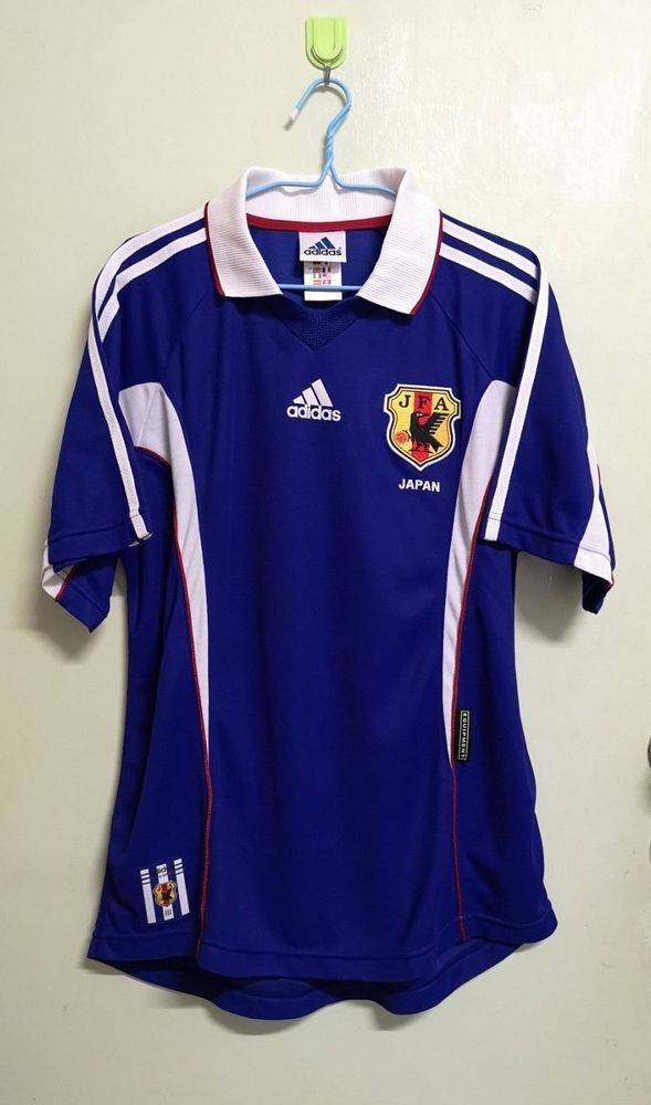 Japan 1999-2000 Home Player Issue Equipment Jersey Shirt (eBay Link ... f3b918290