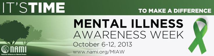 31 Days to Peace :: Day 9 – National Mental Illness Awareness Week #31Days #31DaysToPeace