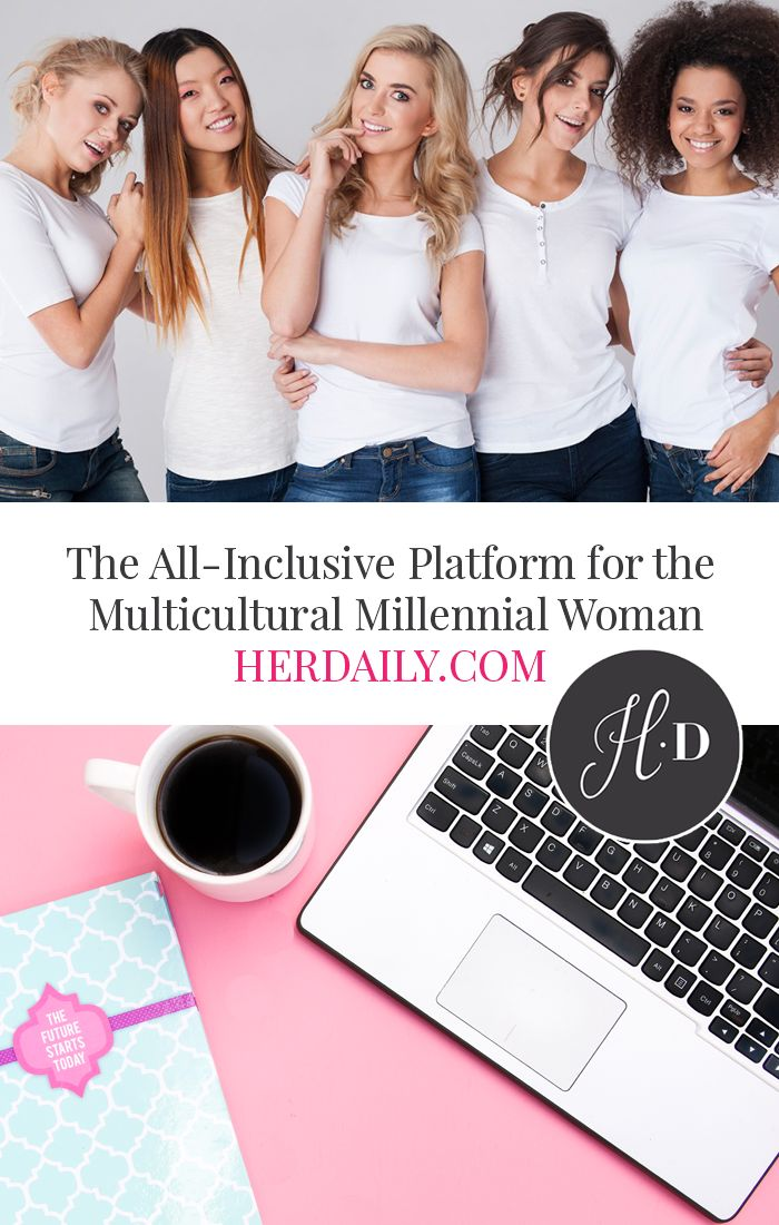 HerDaily.com is the all-inclusive platform for the multicultural millennial woman. From international news, to advice, to celebrity gossip, we've got it all. Check us out!