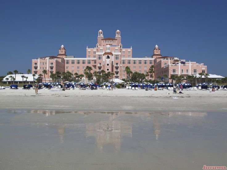St pete florida | Friday Photo: Don Cesar Hotel in St. Petersburg, Florida