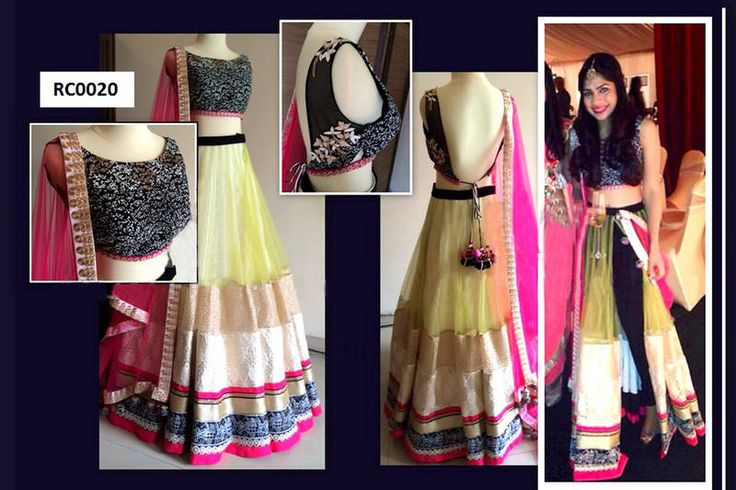 Lehenga Online Shopping at Mirraw.com