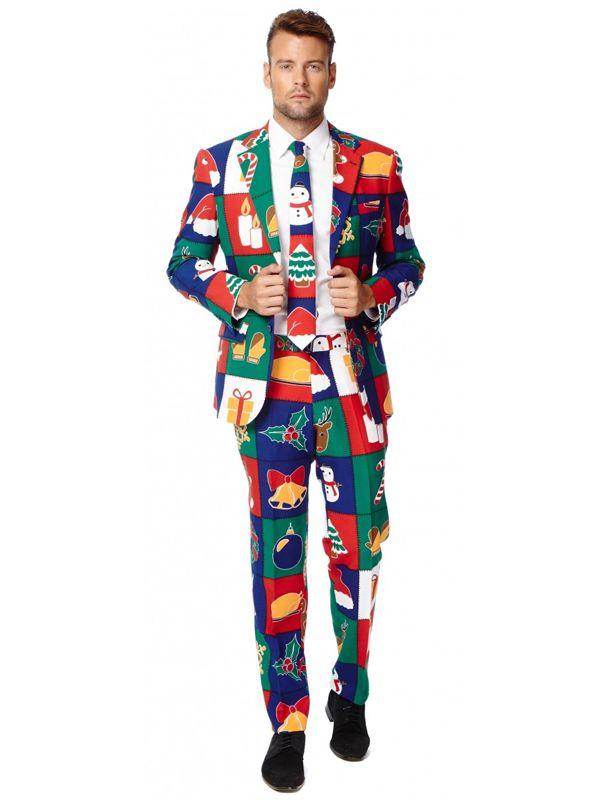 Opposuit Quilty Pleasure - Morsom dress til julebord