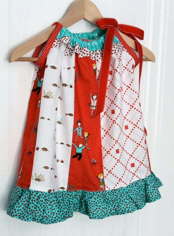 Pillowcase Dress Tutorial Size 3t: 221 best pillowcase dresses images on Pinterest   Pillowcase dress    ,