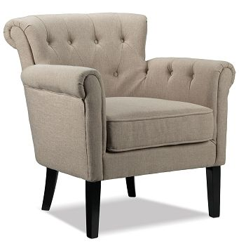 Living Room Furniture-Tisdale Chair
