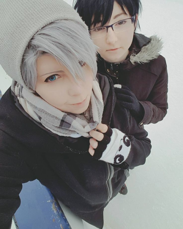 Vikor & Yuri cosplay #yurionice #cosplay #anime