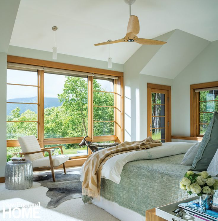 The Owners Of This Vermont Home Chose Warm Neutral Colors And Simple Clean Furnishings