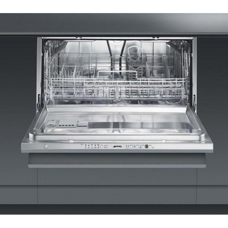 Eccellenza nel mondo degli elettrodomestici, design di alto livello e tecnologie all'avanguardia, per una pulizia profonda e a basso consumo energetico, le lavastoviglie Smeg possono essere ad incasso, in stile anni 50 e orizzontali per cucine a cassettoni. http://www.arredamento.it/lavastoviglie-smeg.asp #lavastoviglie #smeg #tecnologia #design #anni50 #adincasso