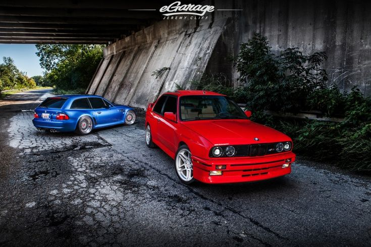 BMW M3 and M coupe