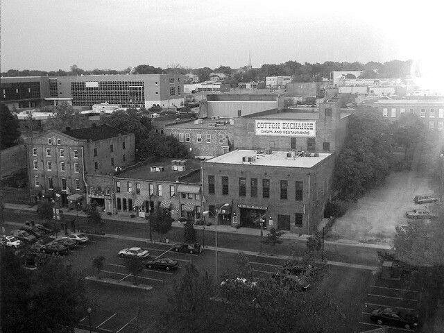 The Cotton Exchange in Wilmington,  NC 2001