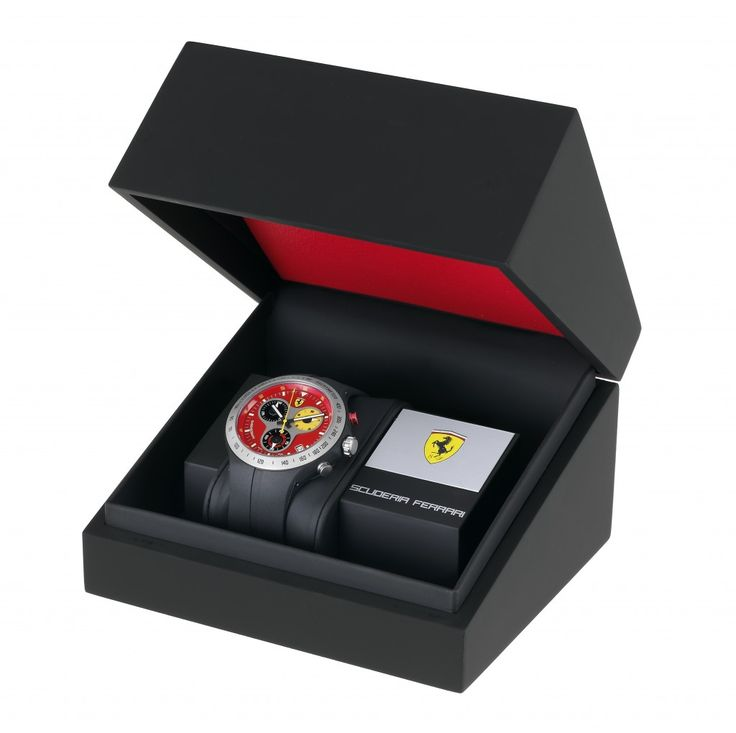 Ferrari Jumbo Watch