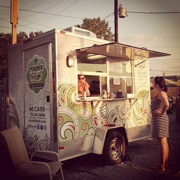 Best  Food Truck Atlanta Ideas On   Food Truck