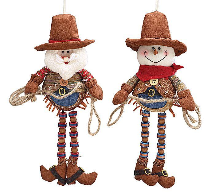 Cowboy Christmas Decor: 134 Best Root'n Toot'n SANTA...Western Style Christmas YEE