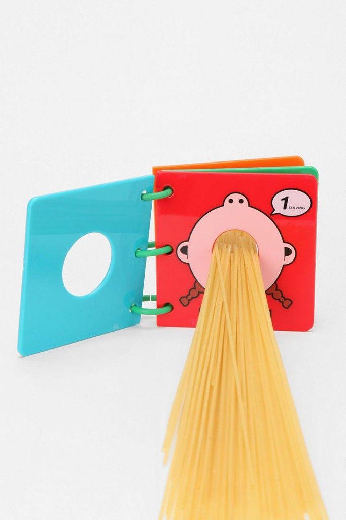 Spaghetti Measuring Book1