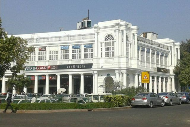 Connaught Place, abbreviated as CP was modeled after the colonnades of Cheltenham and Bath to alleviate homesick British nationals in the country.