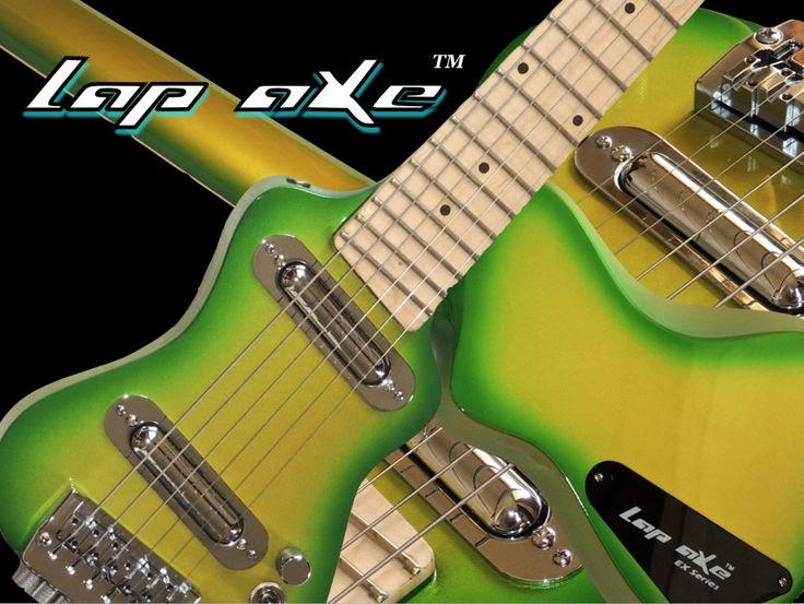 The best travel guitars go green!