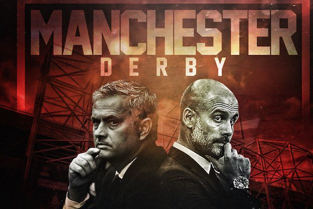 Pep Guardiola and Jose Mourinho Have Reignited the Manchester Derby