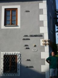 pátek - Emmersdorf ve dne