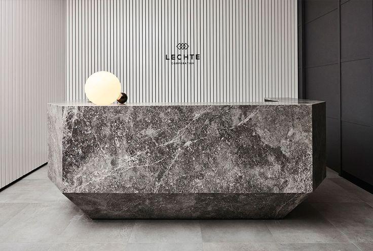 Lechte Corporation Office Fitout In Melbourne By Plus Architecture | http://www.yellowtrace.com.au/design-news-april-2016/