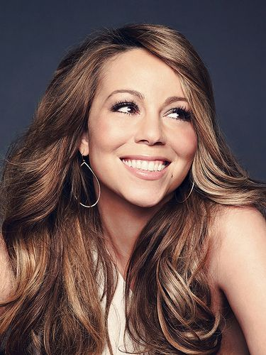 Mariah Carey, My inspiration. :)