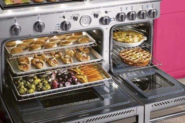 come usare il forno