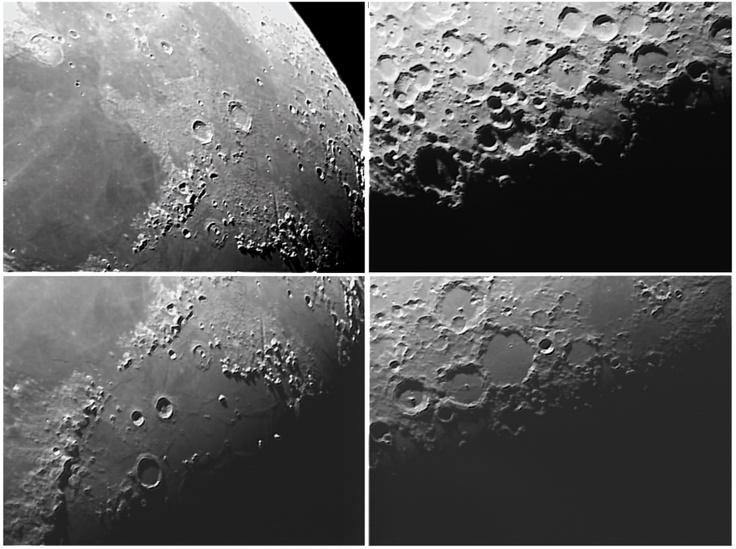 Lua em quartocrescente  Novembro 21, 2012, por Nuno Fragoso Gomes #space