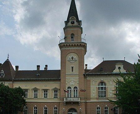 Nagykikindai városháza