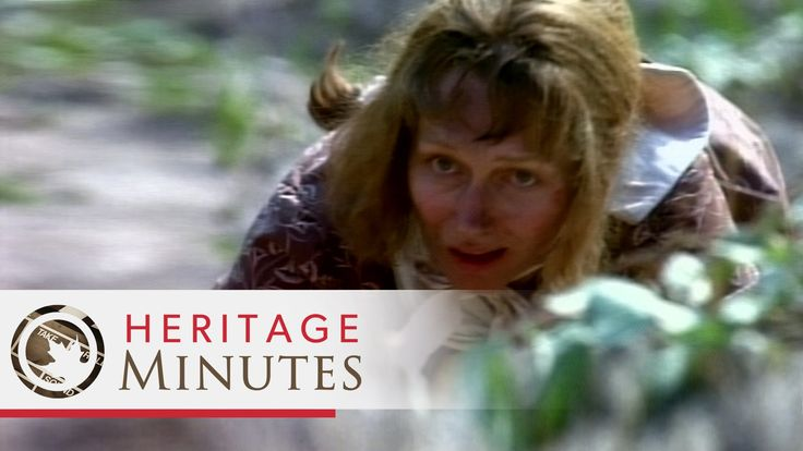 Heritage Minutes: Laura Secord