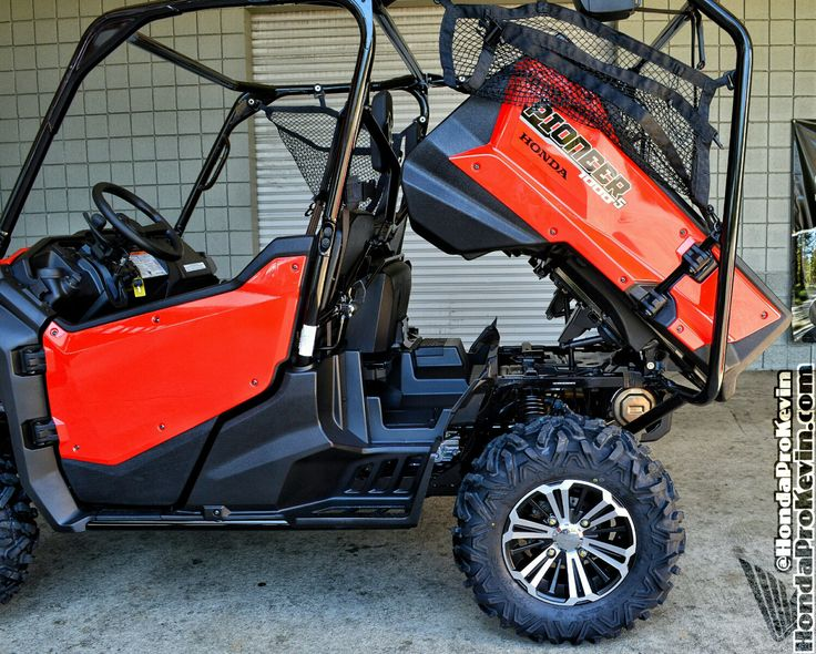 honda pioneer 1000 5 seater utv side by side atv sxs utility vehicle check out the all. Black Bedroom Furniture Sets. Home Design Ideas