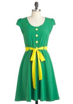 Buttercup of Sugar Dress, #ModCloth