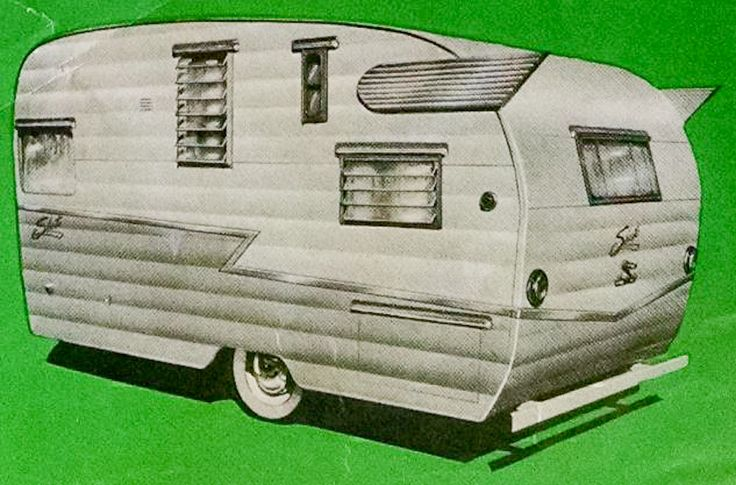 Shasta RV to reissue 1961 Shasta Airflyte – 1,941 special edition ...