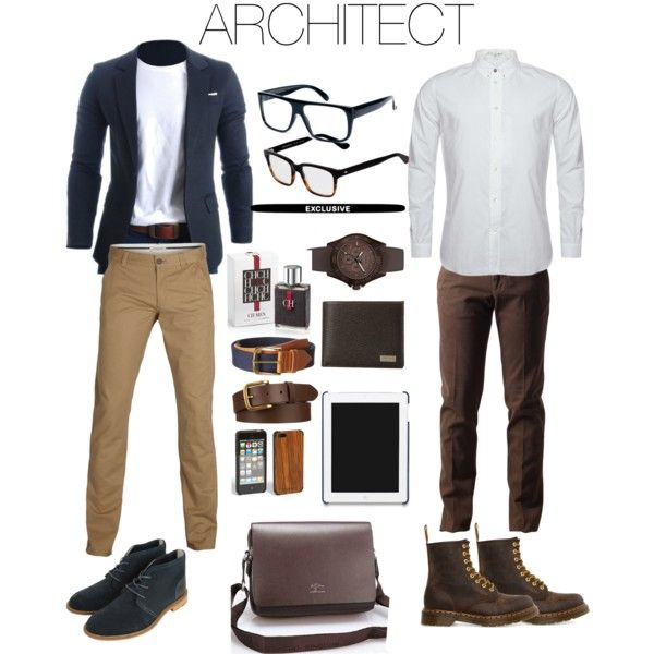 Architect Men Outfits Pinterest Architects Man