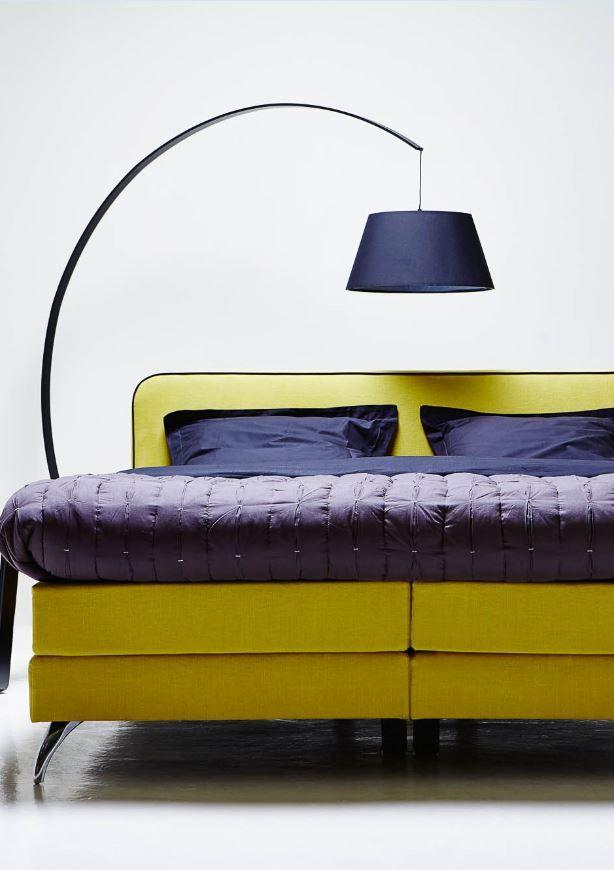 Geel Slaapkamer : Slaapkamers op Pinterest – Slaapkamers, Grijs Gele ...
