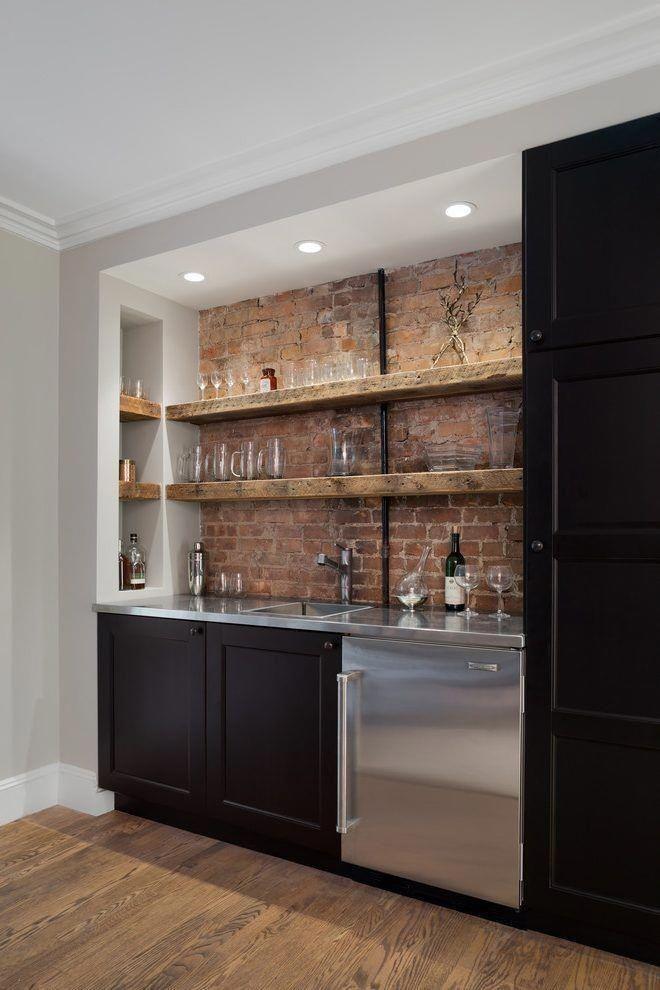 Luxury Home Bar Interior Con Imagenes Sotano Rustico