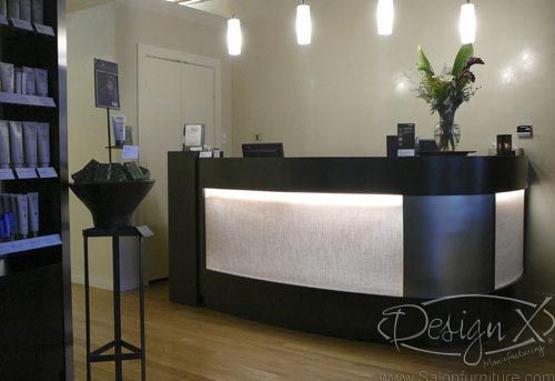 Another hair salon cool reception desk reception unit for 7 shades salon dubai