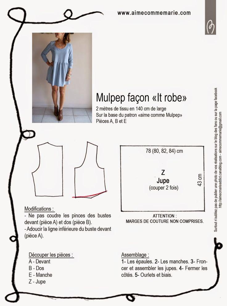"""aimecommemarie: La """"It-Robe"""" en Tencel"""
