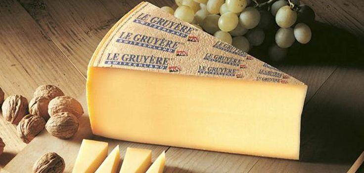 Le Gruyère: Auténtico queso suizo y sin agujeros | Hit Cooking