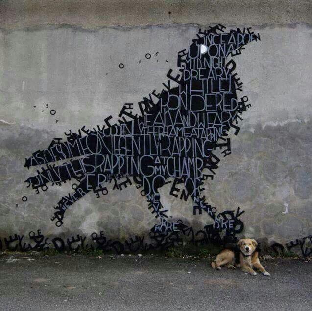 Italian street art.