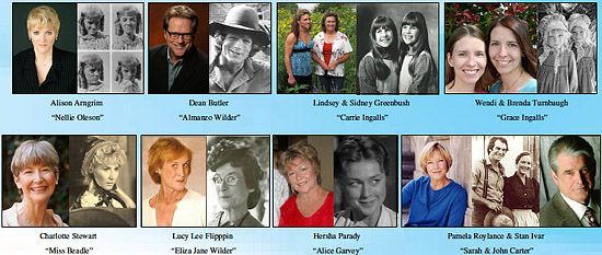 Little House On The Prairie Cast Then And Now What