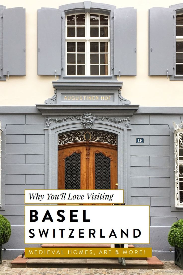 Travel Guide to Basel Switzerland Things to Do and Points of Interest with one day from Viking River Cruise Rhine Getaway, basel hotels, visit basel old town, day trips