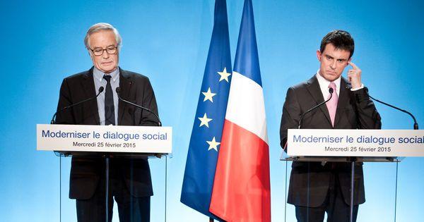 Dialogue social : la loi Rebsamen s'efforce de ne fâcher personne