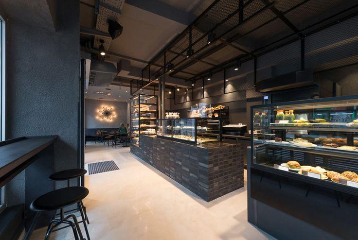 438 best restoran images on pinterest arquitetura for Interior design hannover