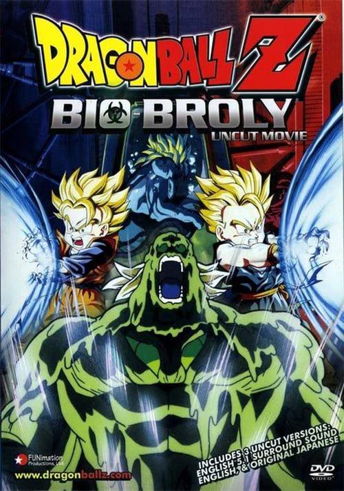 ^Descargar^» Dragon Ball Z: Bio-Broly Pelicula Online Completa (Subtítulos  Espanol) Gratis en Linea