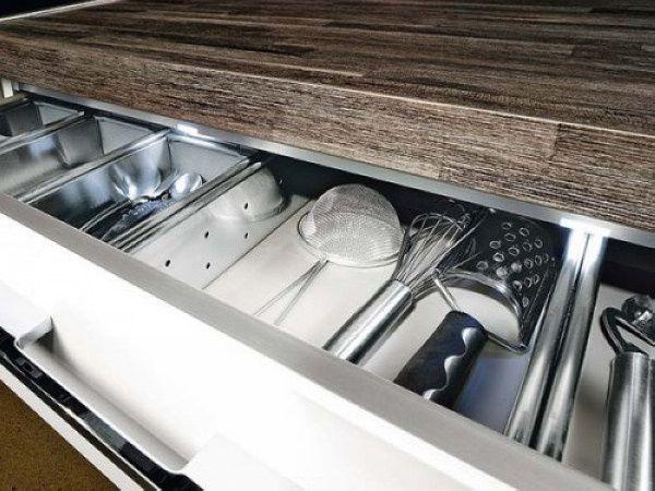 """Über 1.000 ideen zu """"modern kitchen drawer organizers auf ..."""