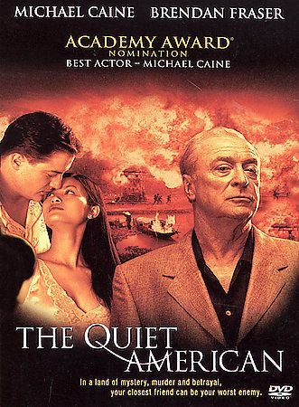 The Quiet American (DVD, 2003) Michael Caine, Brendan Fraser